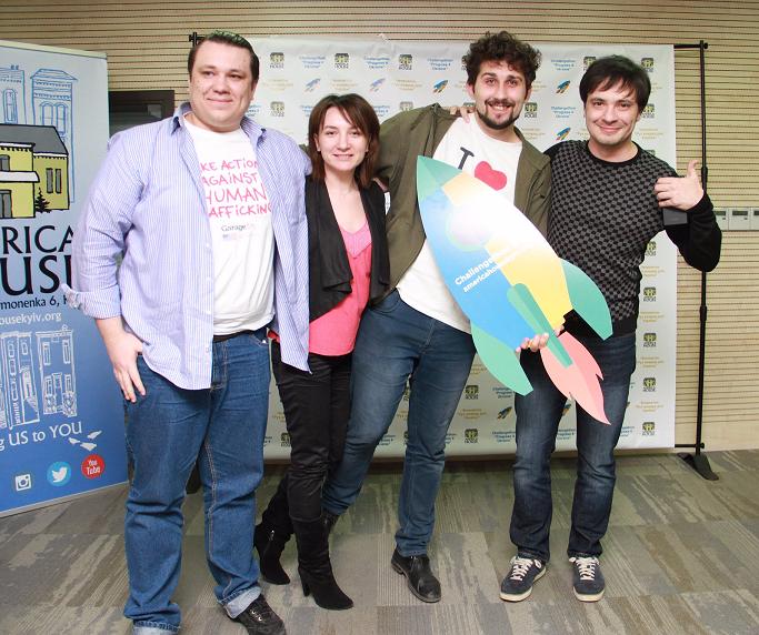 Команда проекту Електронна демократія